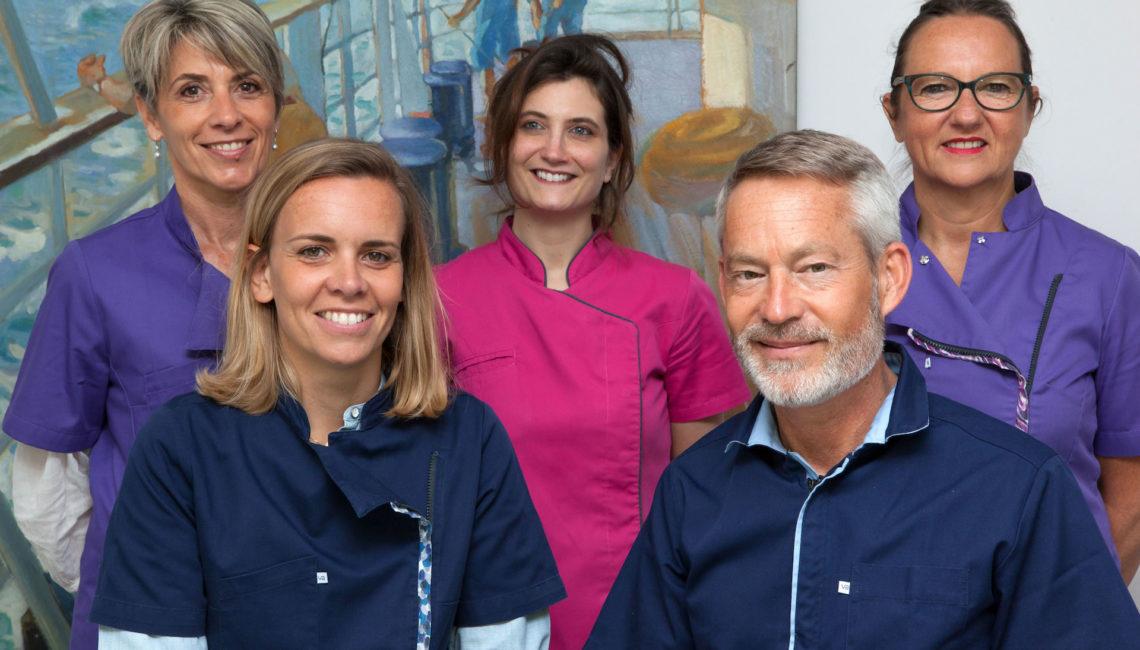 Cabinet d'Orthodontie du Dr de Brondeau et Dr Leman-l'Huillier à Cenon